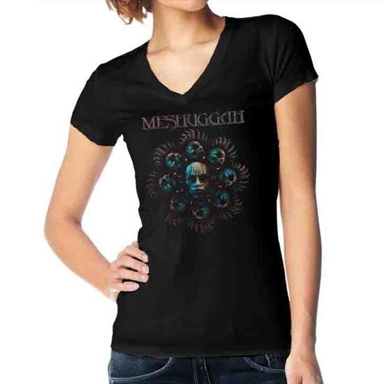 Meshuggah - Head Blade (Women's) (Black)