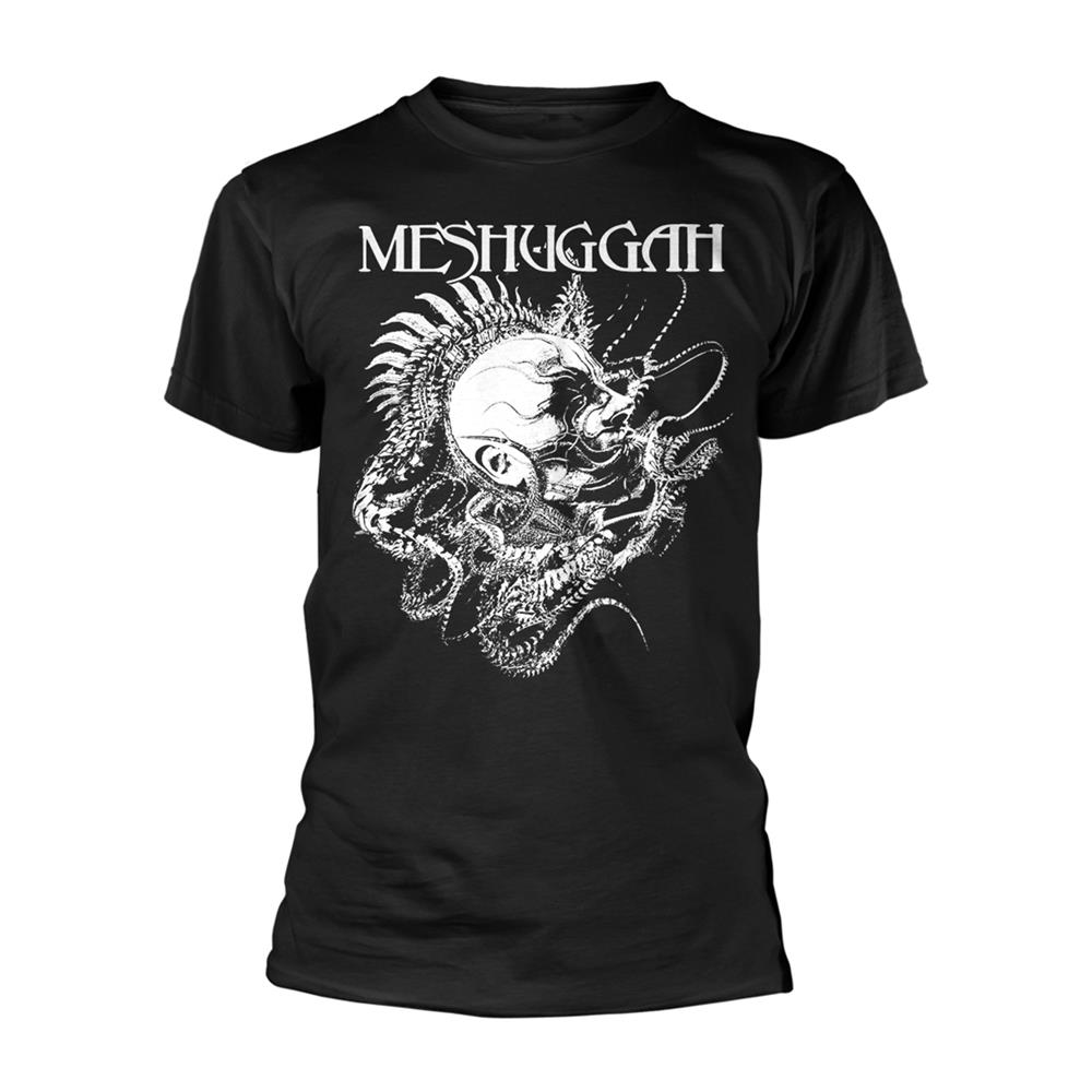 Meshuggah - Spine Head (Black)