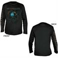 Meshuggah Head (Longsleeve) Long Sleeve T-Shirt