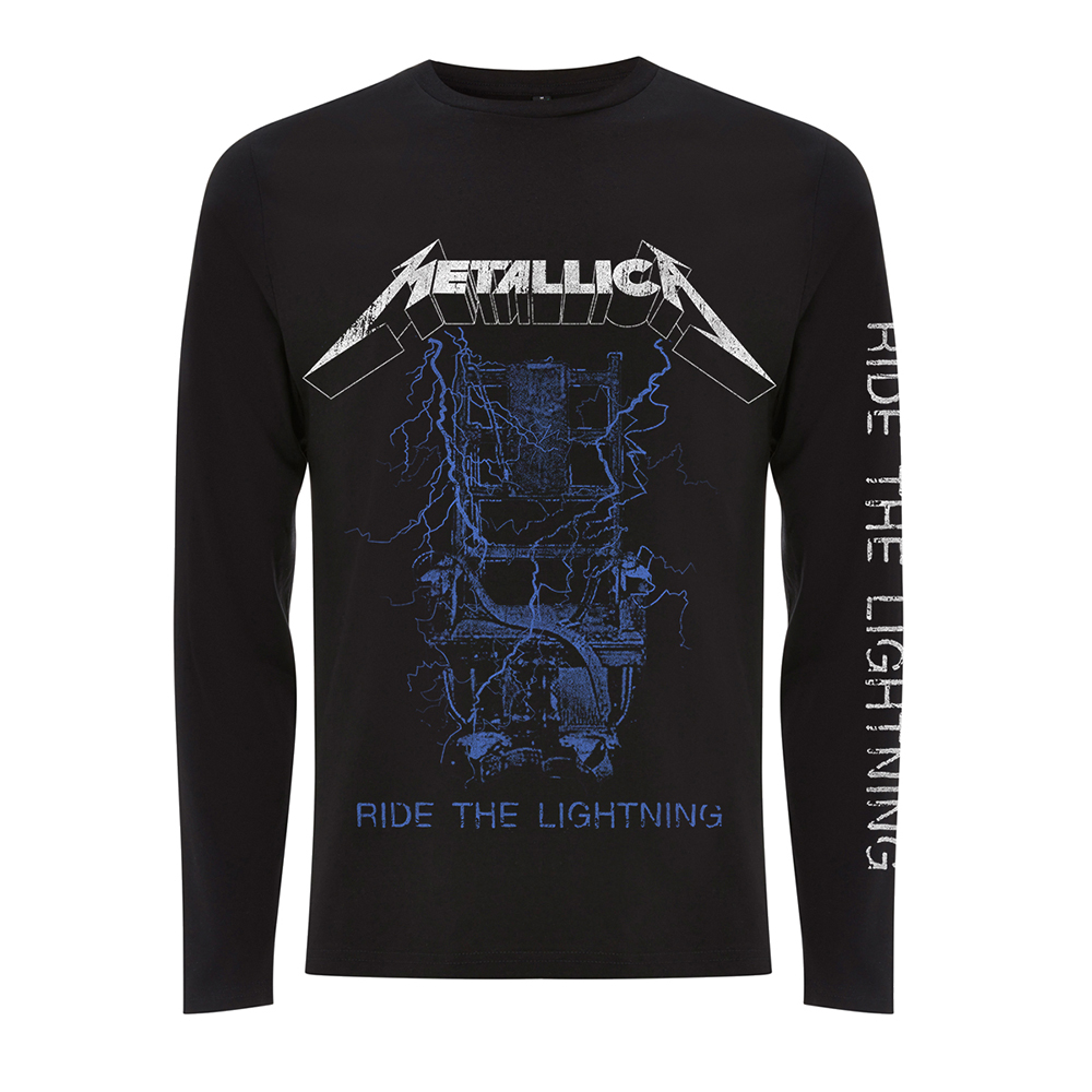 Metallica - Fade To Black Black (Longsleeve)