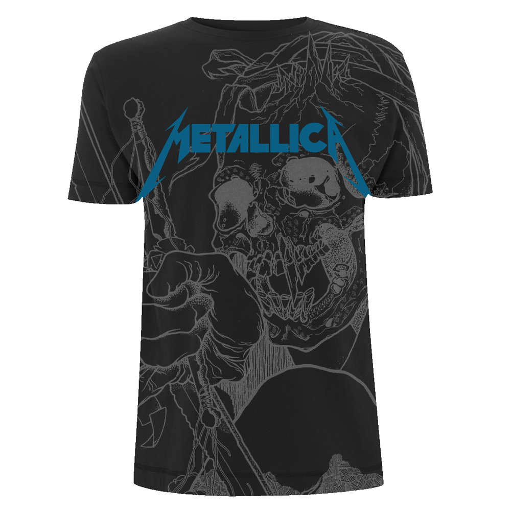 Metallica -  Japanese Justice A/O (Black)