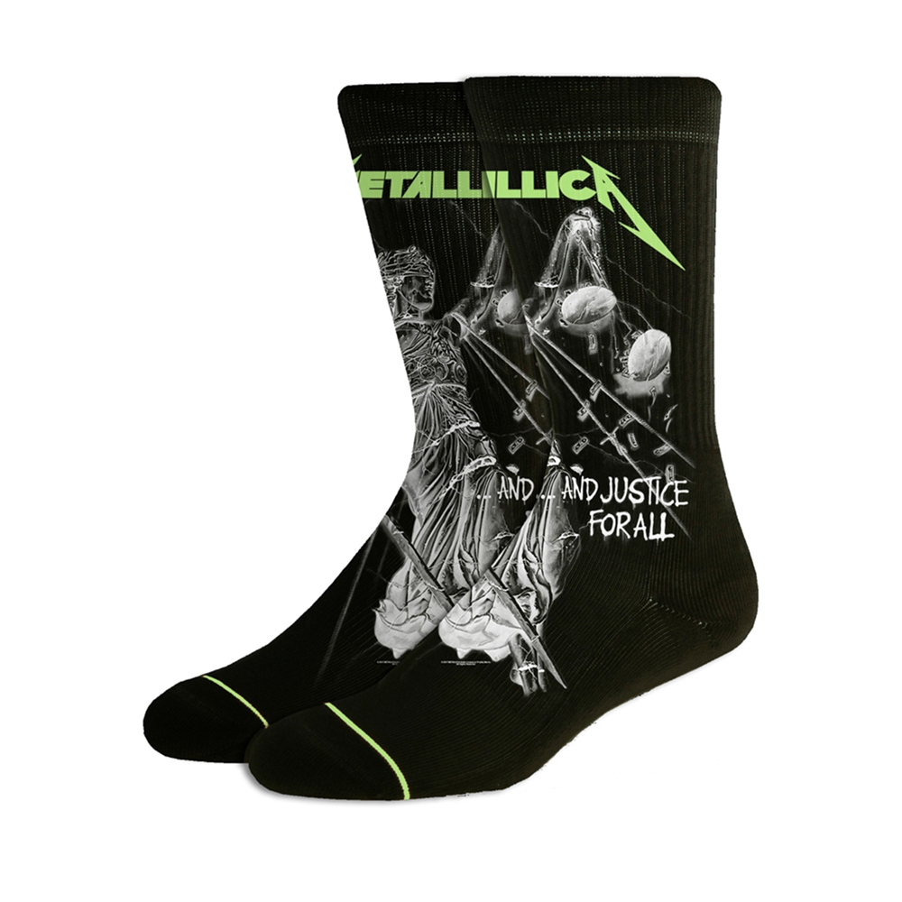 Metallica - And Justice For All (Socks)