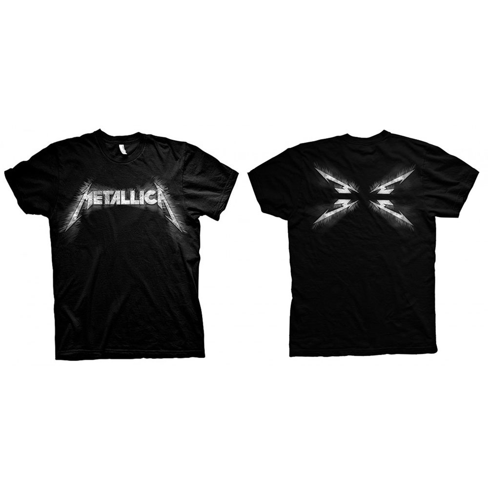 Metallica - Spiked (Back Print)