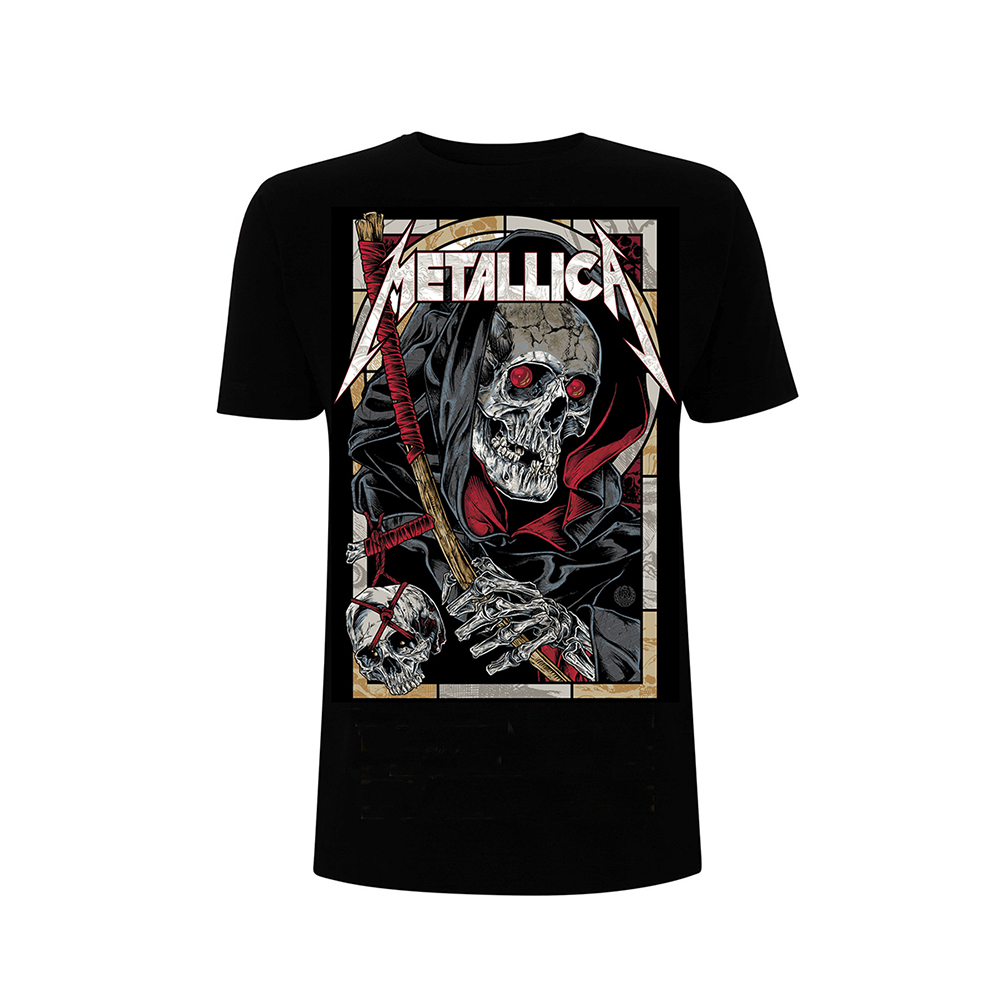 Metallica - Death Reaper (Black)