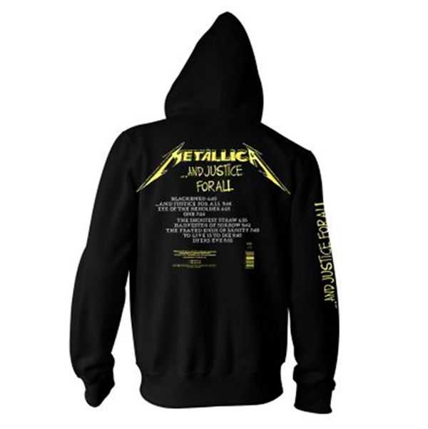 Metallica - And Justice For All Tracks