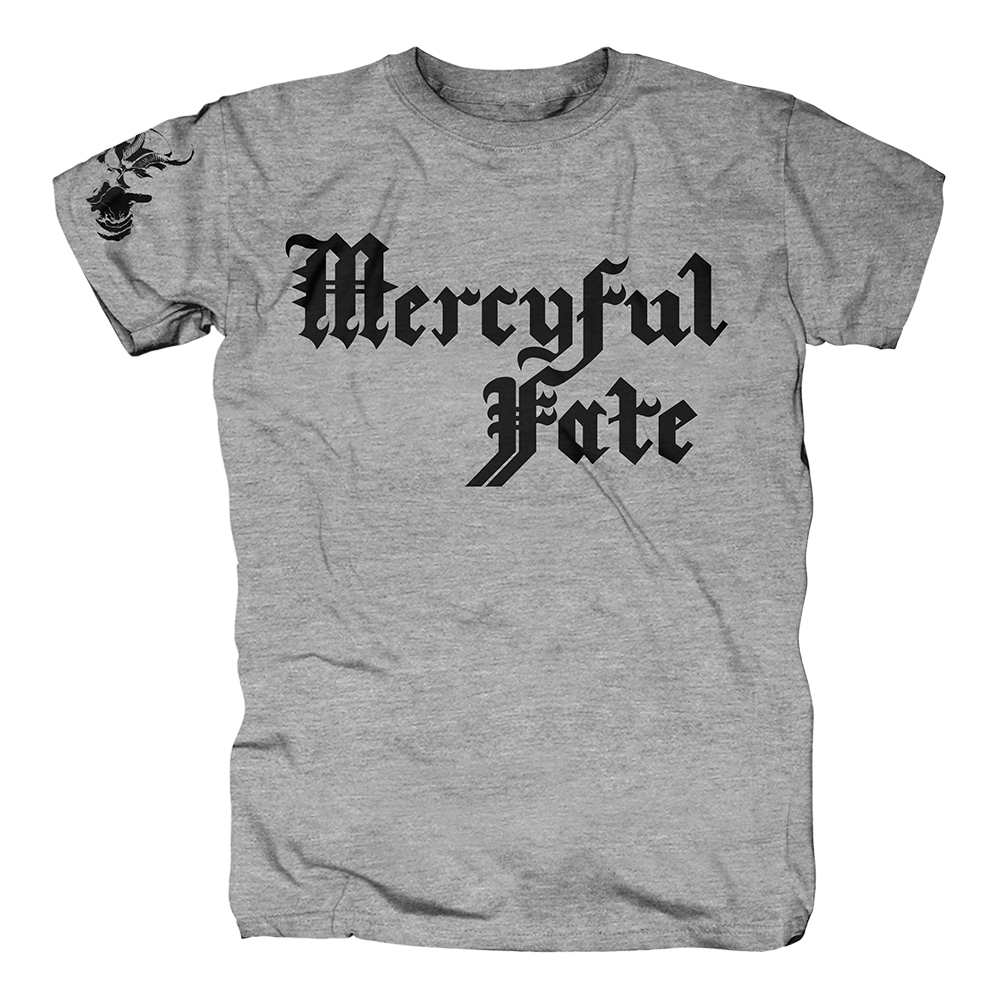 Mercyful Fate - Logo (Grey)