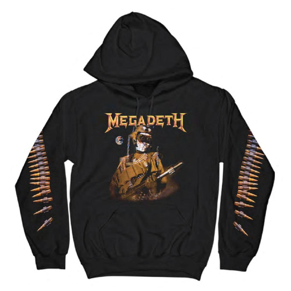 Megadeth GMS - So Far So Good Hoodie