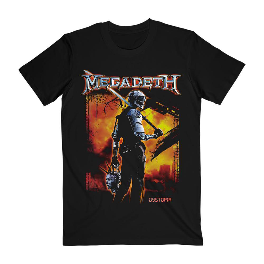 Megadeth GMS - Megadeth Dystopia Tee