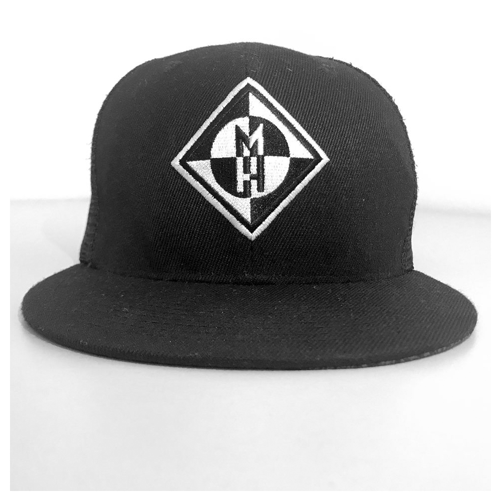 Machine Head - Diamond Black Trucker Cap