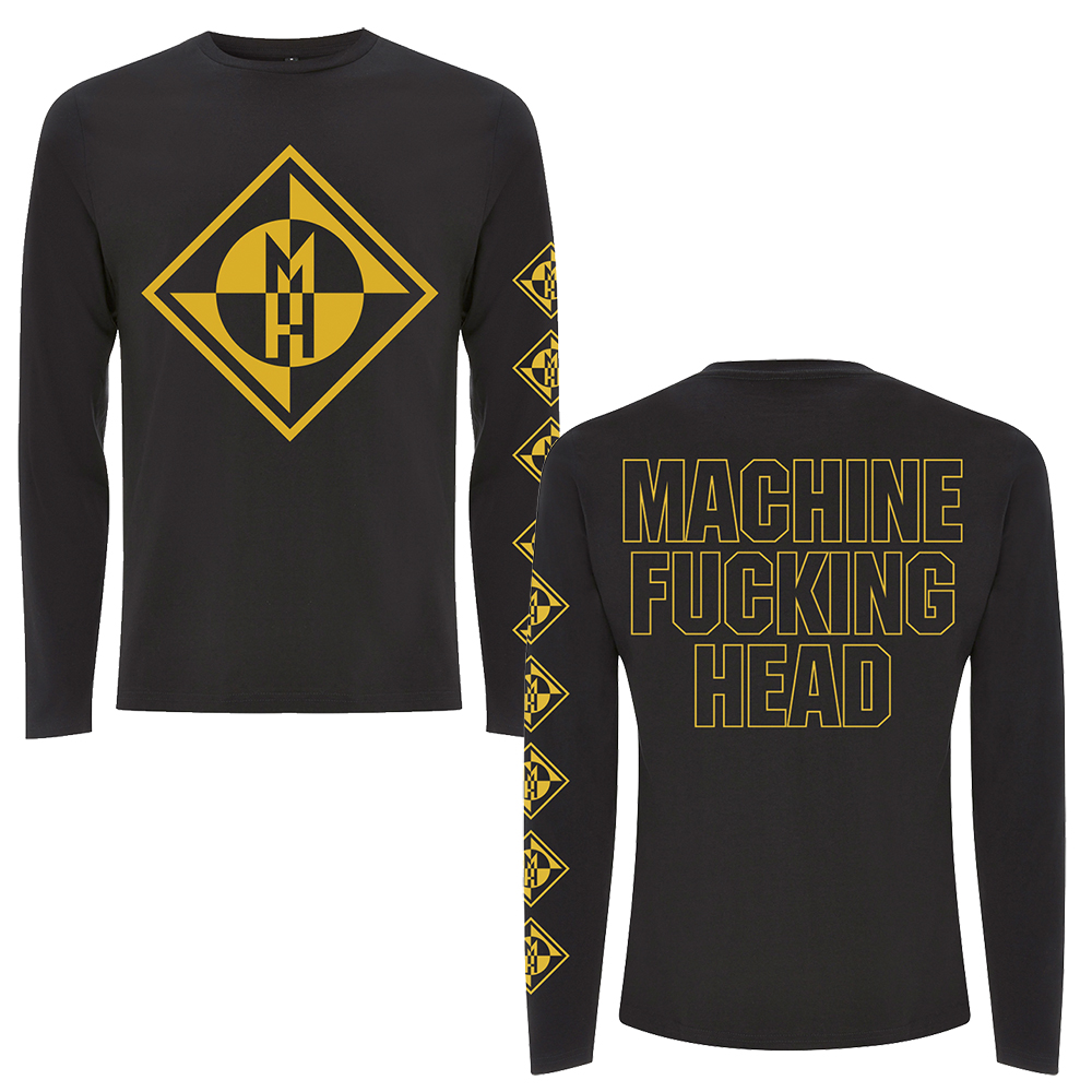 Machine Head - Fucking Diamond (Black Longsleeve)