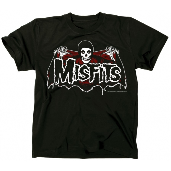 Misfits - Batfiend Red (Black)