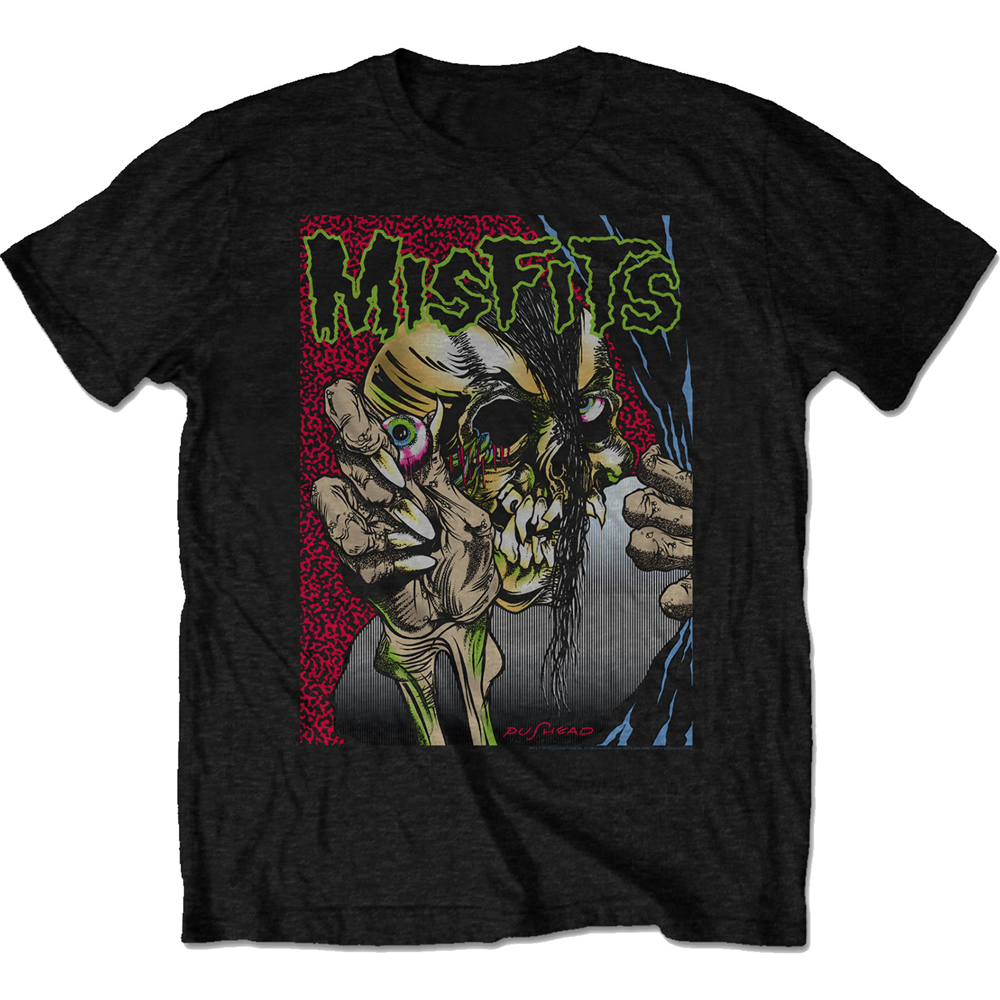 Misfits - Pushead (Black)