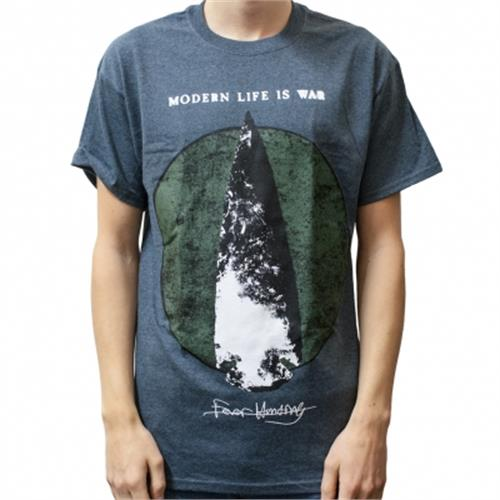 Modern Life Is War - Album Cover (Heather Grey)