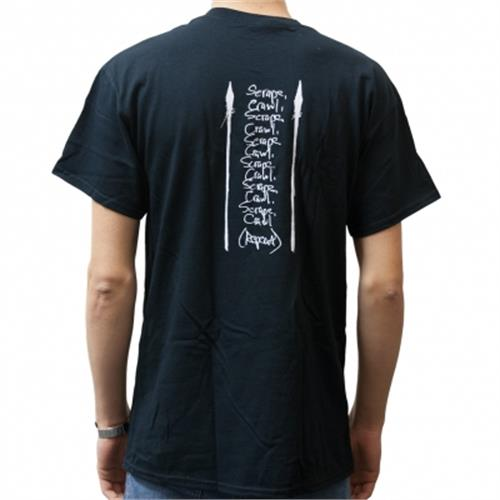 Modern Life Is War - Spear (Black)