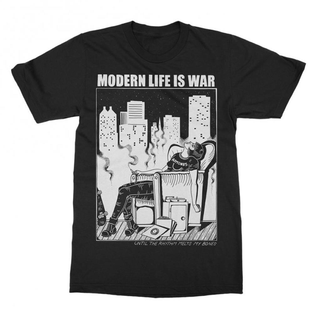 Modern Life Is War - New Dead Ramones