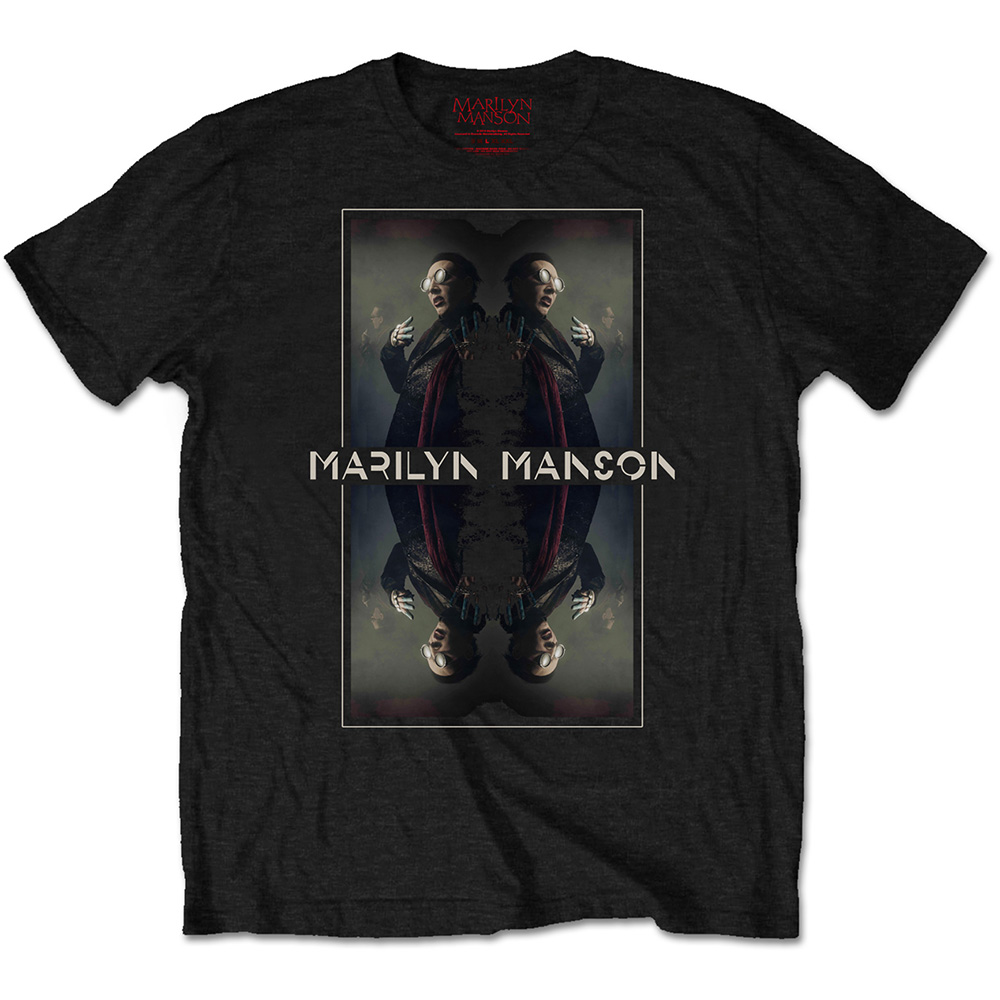 Marilyn Manson - Mirrored (Black)
