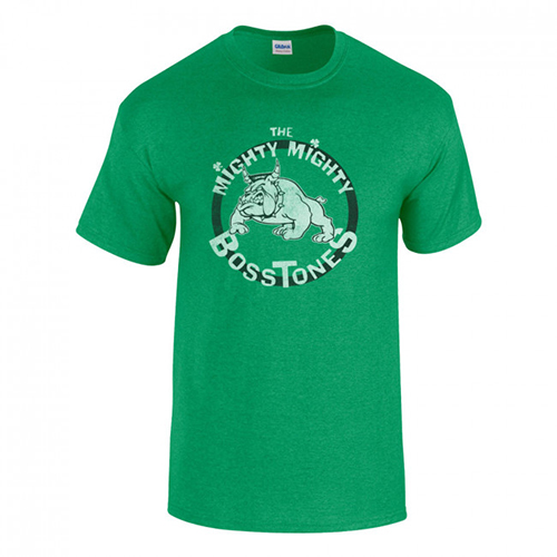 Mighty Mighty Bosstones - Vintage Bulldog (Green)