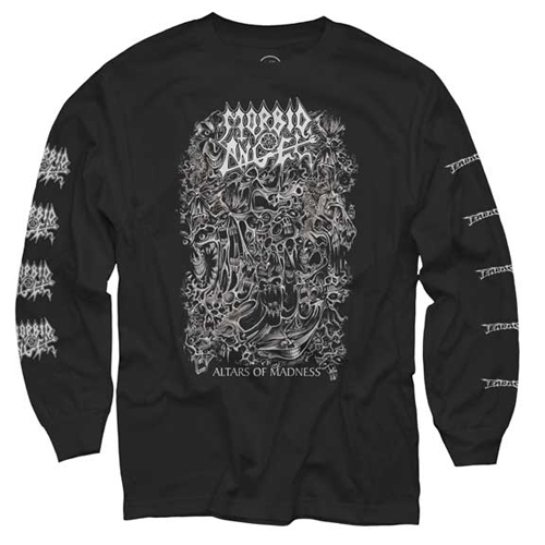 Morbid Angel - Altars Of Madness (Longsleeve)