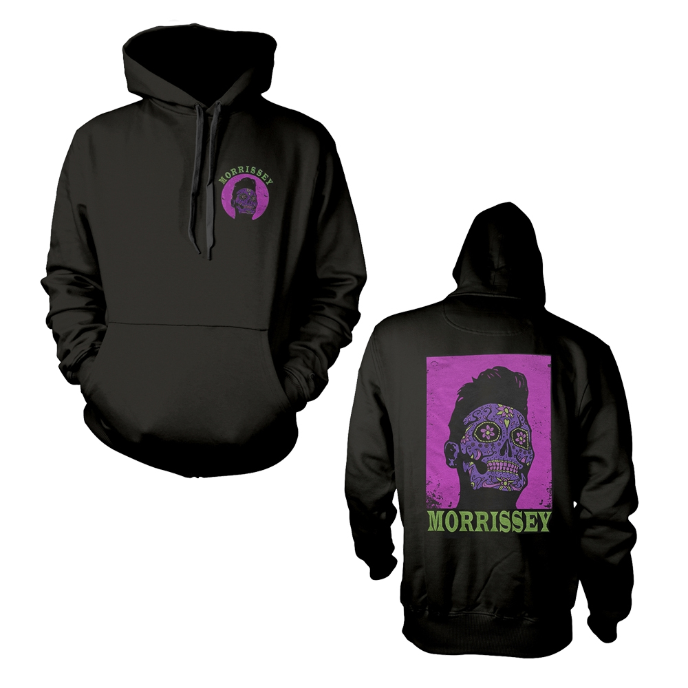 Morrissey - Day Of The Dead (Hoodie)