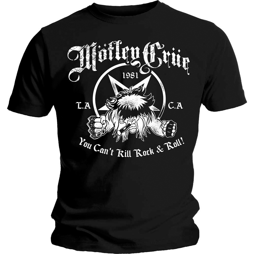 Motley Crue - You Can't Kill Rock & Roll
