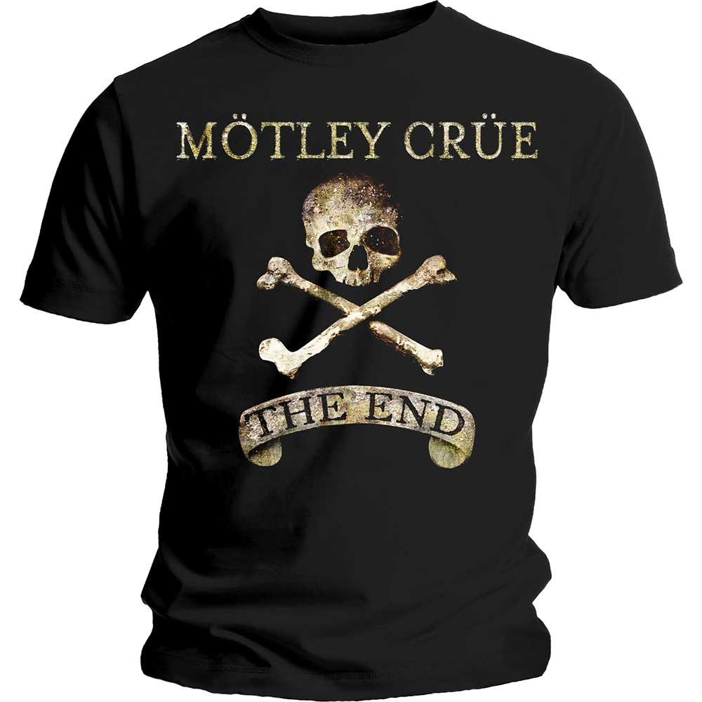 Motley Crue - The End