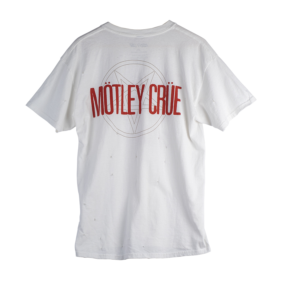 Motley Crue - Too Young To Fall In Love (Distressed Tee)