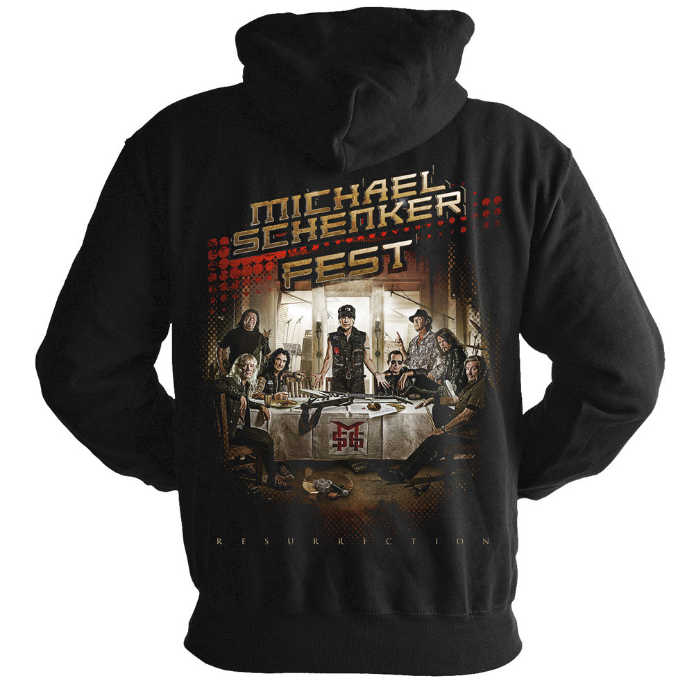 Michael Schenker Fest - Resurrection II (Zip Hoodie)