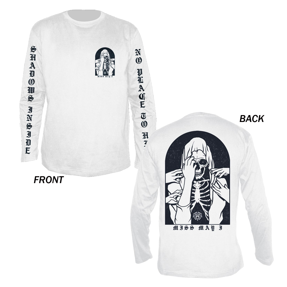 Miss May I - No Place To Hide (Longsleeve)