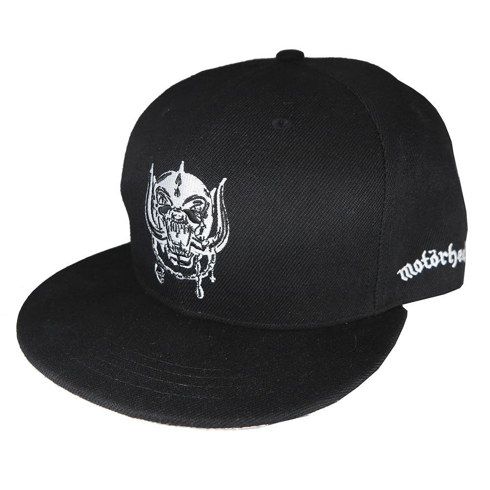 3736d0a8a94 Motorhead · Warpig Embroidered Cap
