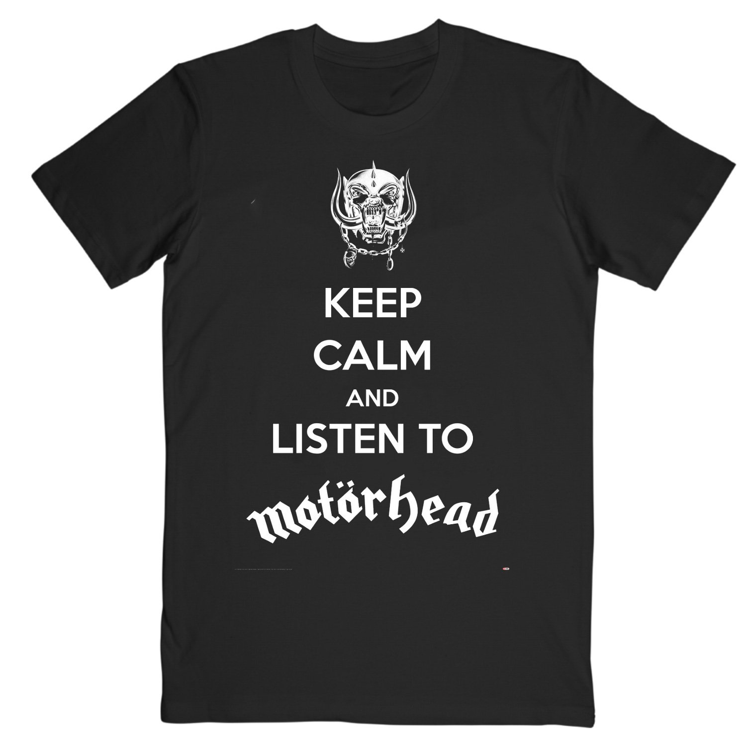 Motorhead - Keep Calm Tee