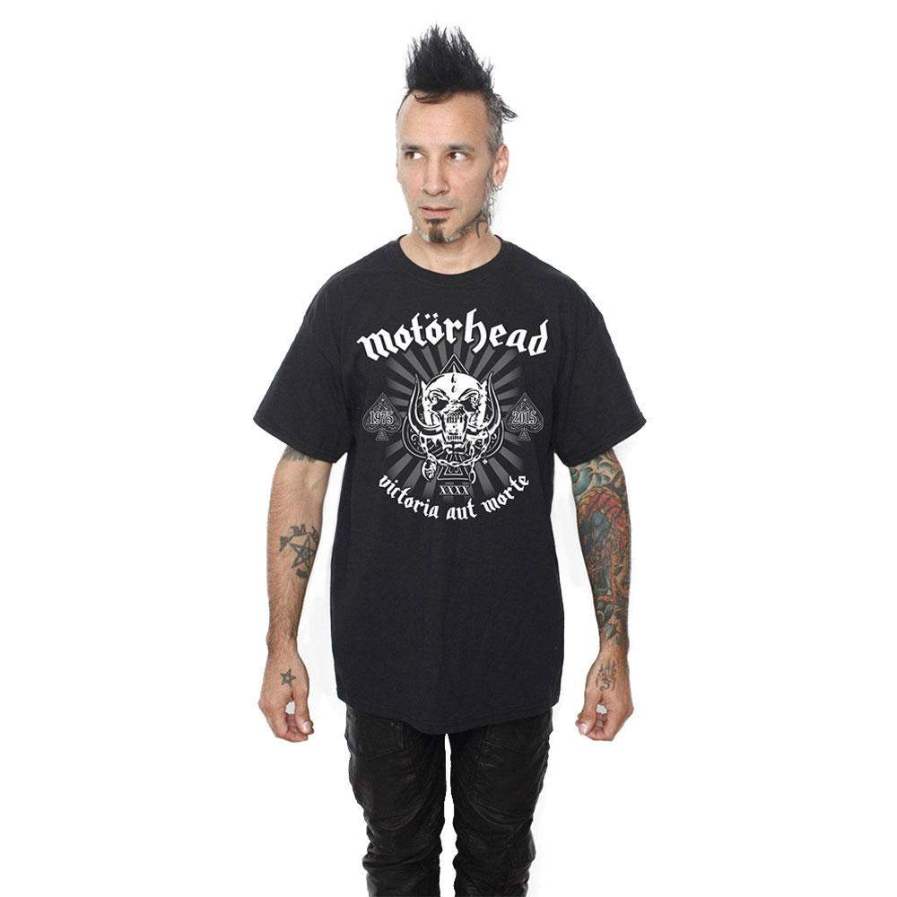 Motorhead - 40th Anniversary T-Shirt