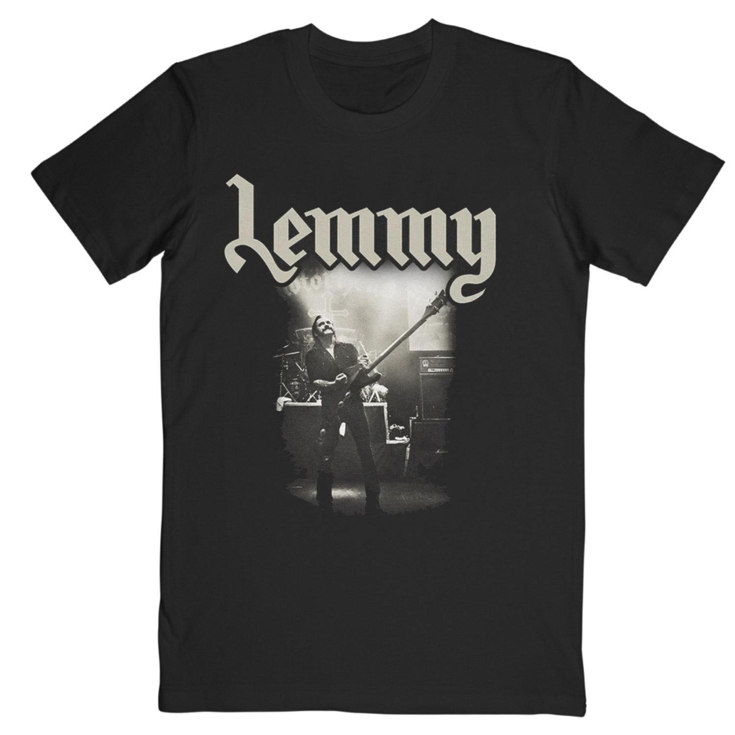 Motorhead - Lemmy Lived To Win Tee