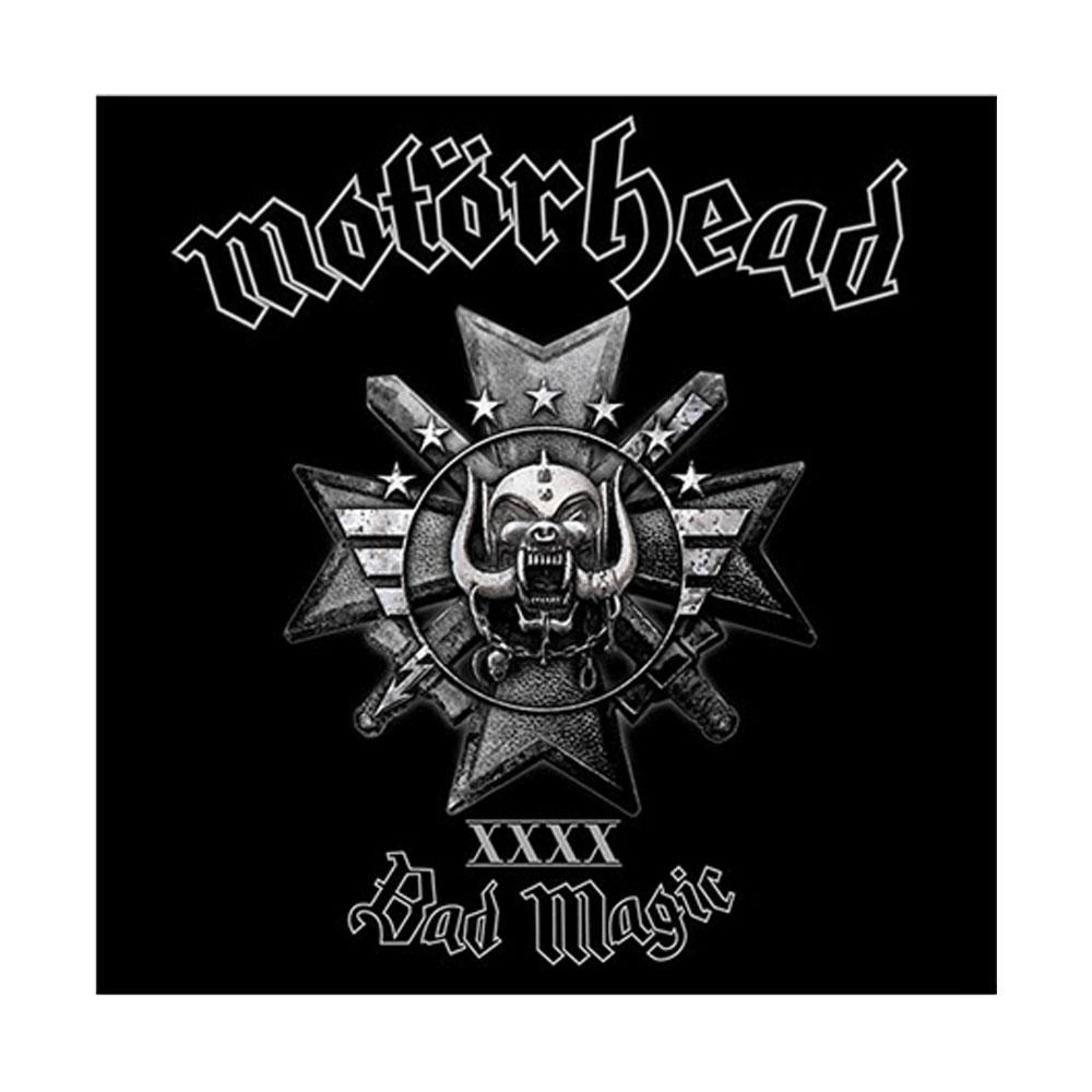 Motorhead - Bad Magic (Black)