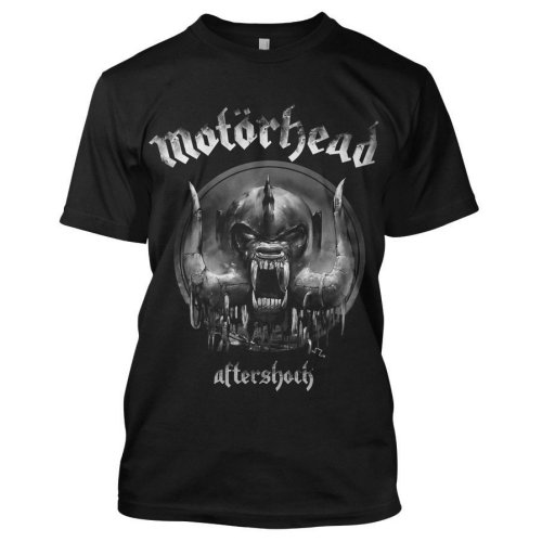 Motorhead - Aftershock (Black)