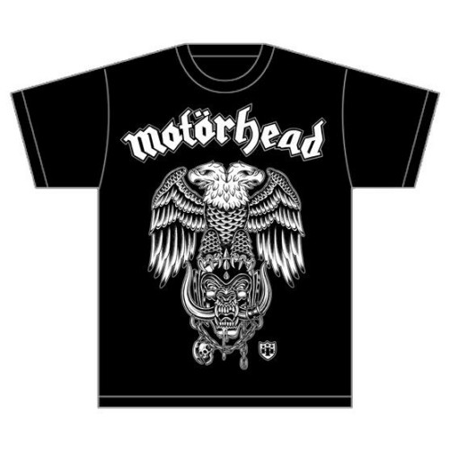 Motorhead - Hiro Double Eagle (Black)