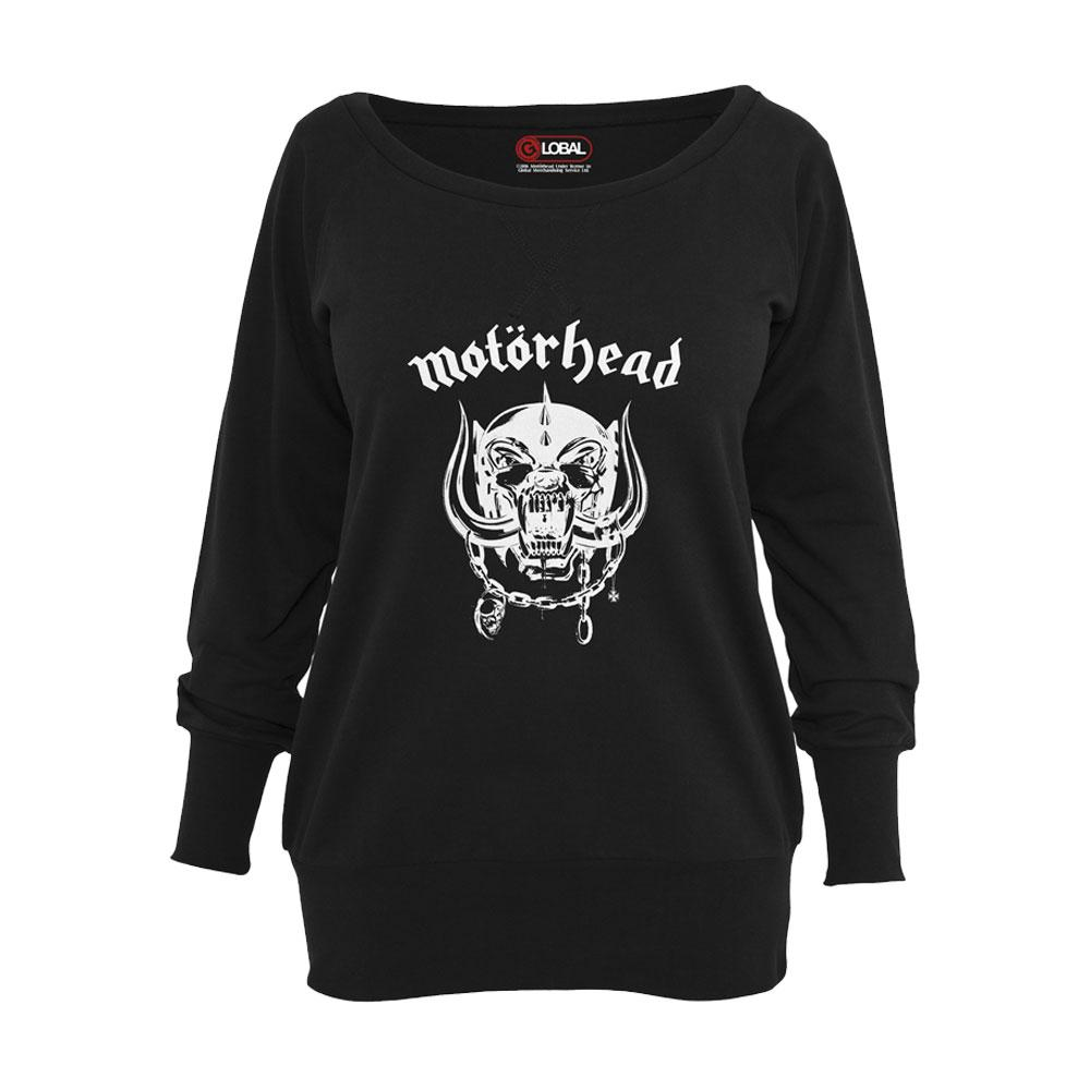 Motorhead - Everything Louder Women's Wideneck Sweatshirt