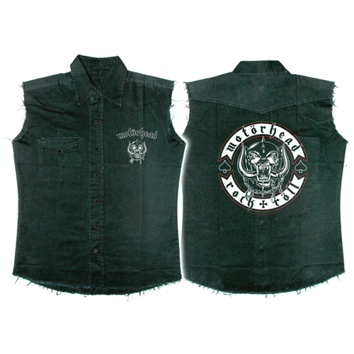 Motorhead - Biker (Denim Workshirt)