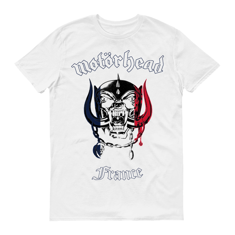 Motorhead - France World Cup (White)