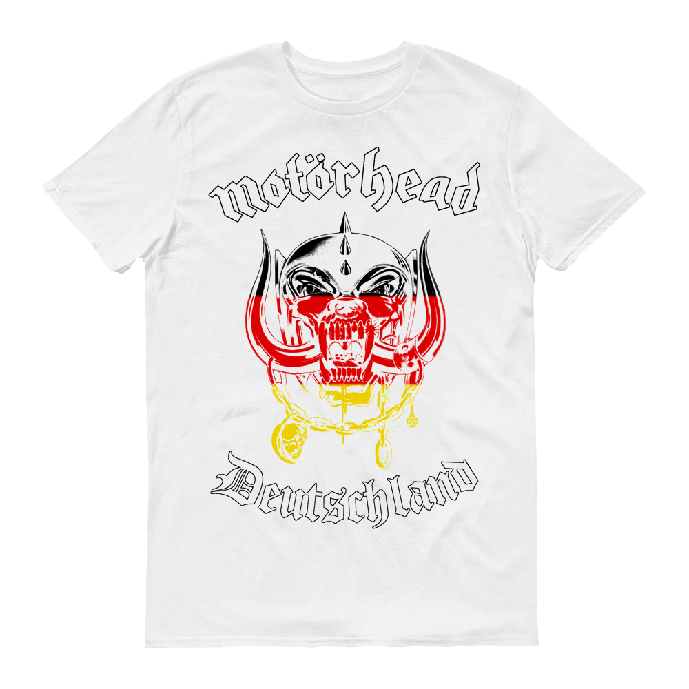 Motorhead - Germany World Cup (White)
