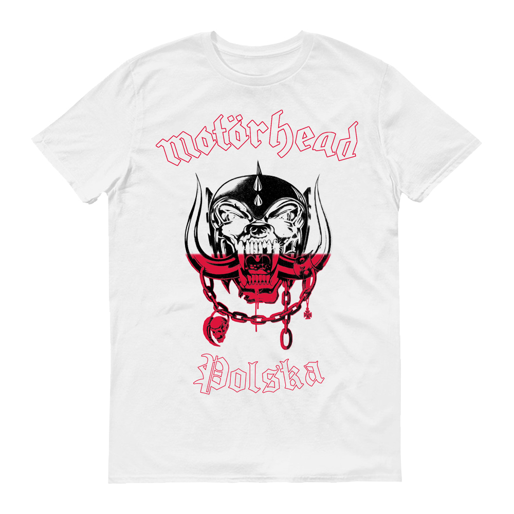 Motorhead - Poland World Cup (White)