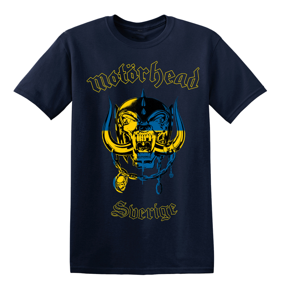 Motorhead - Sweden World Cup (Navy)