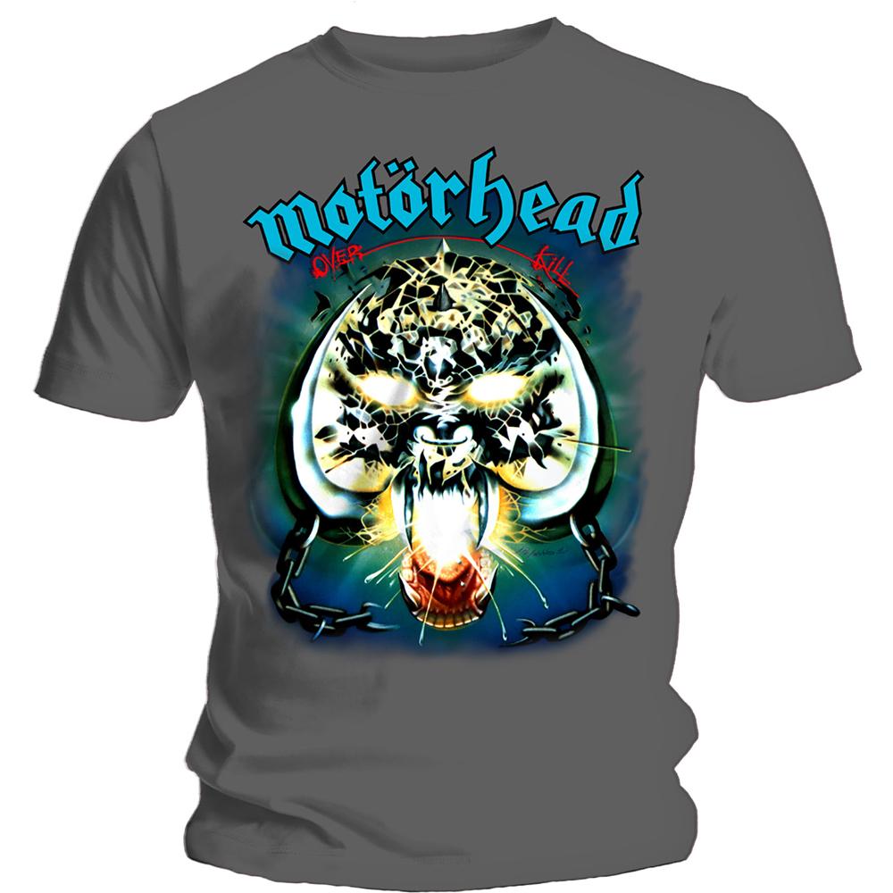 OFFICIAL Motorhead T Shirt Ace Of Spades Overkill Bad Magic Iron Cross Lemmy NEW
