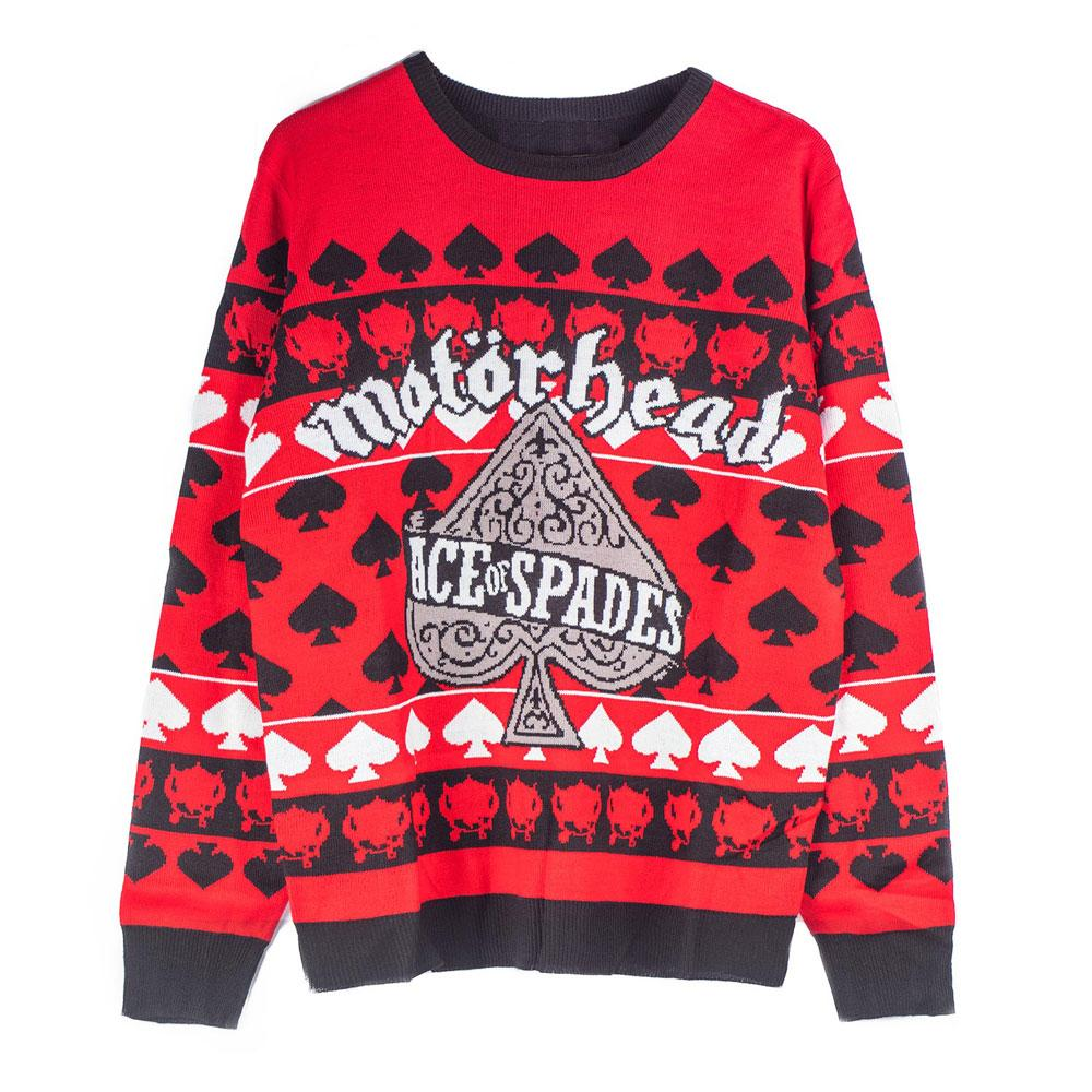 Motorhead - Ace of Spades Christmas Sweater