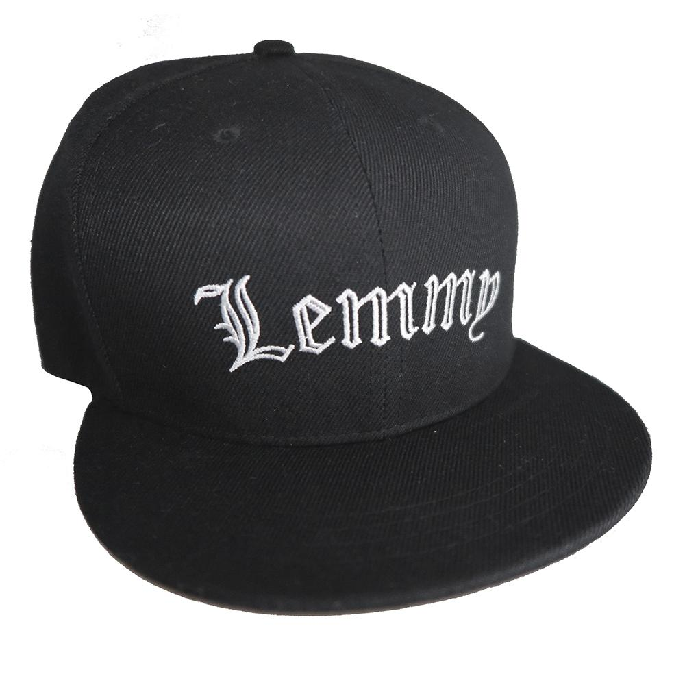 Motorhead - Lemmy Embroidered Cap