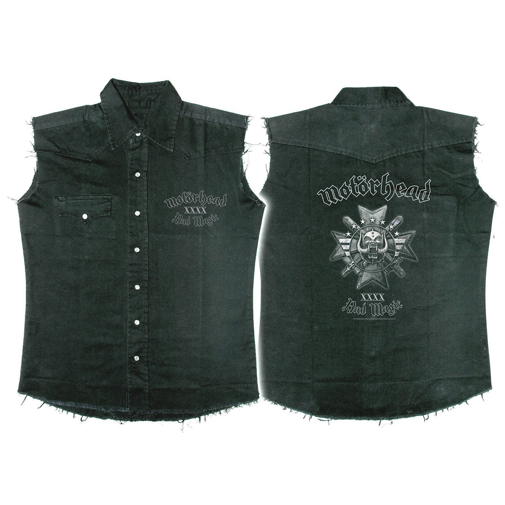 Motorhead - Bad Magic Worker Shirt