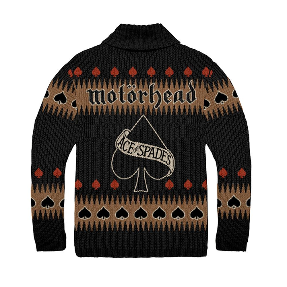 Motorhead - Warpig Cardigan Sweater