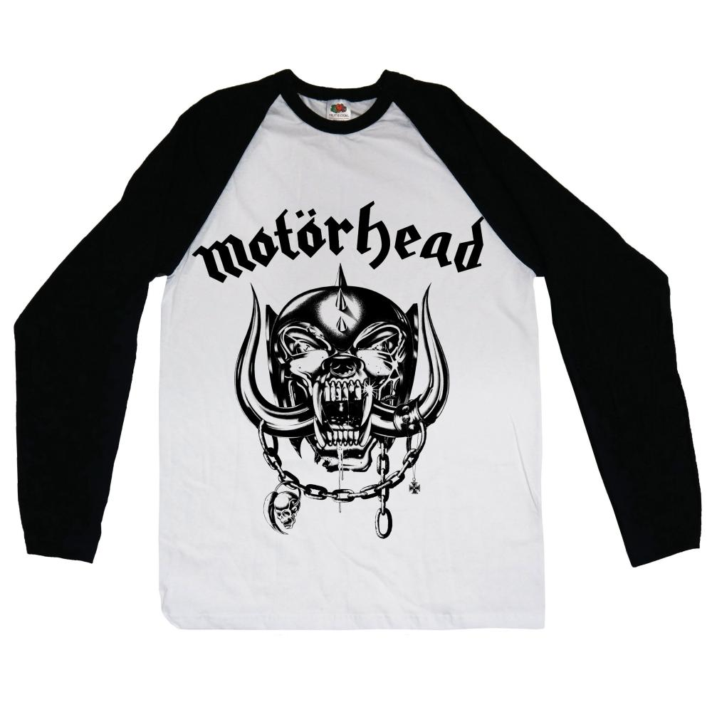 Motorhead - England (Black and White)