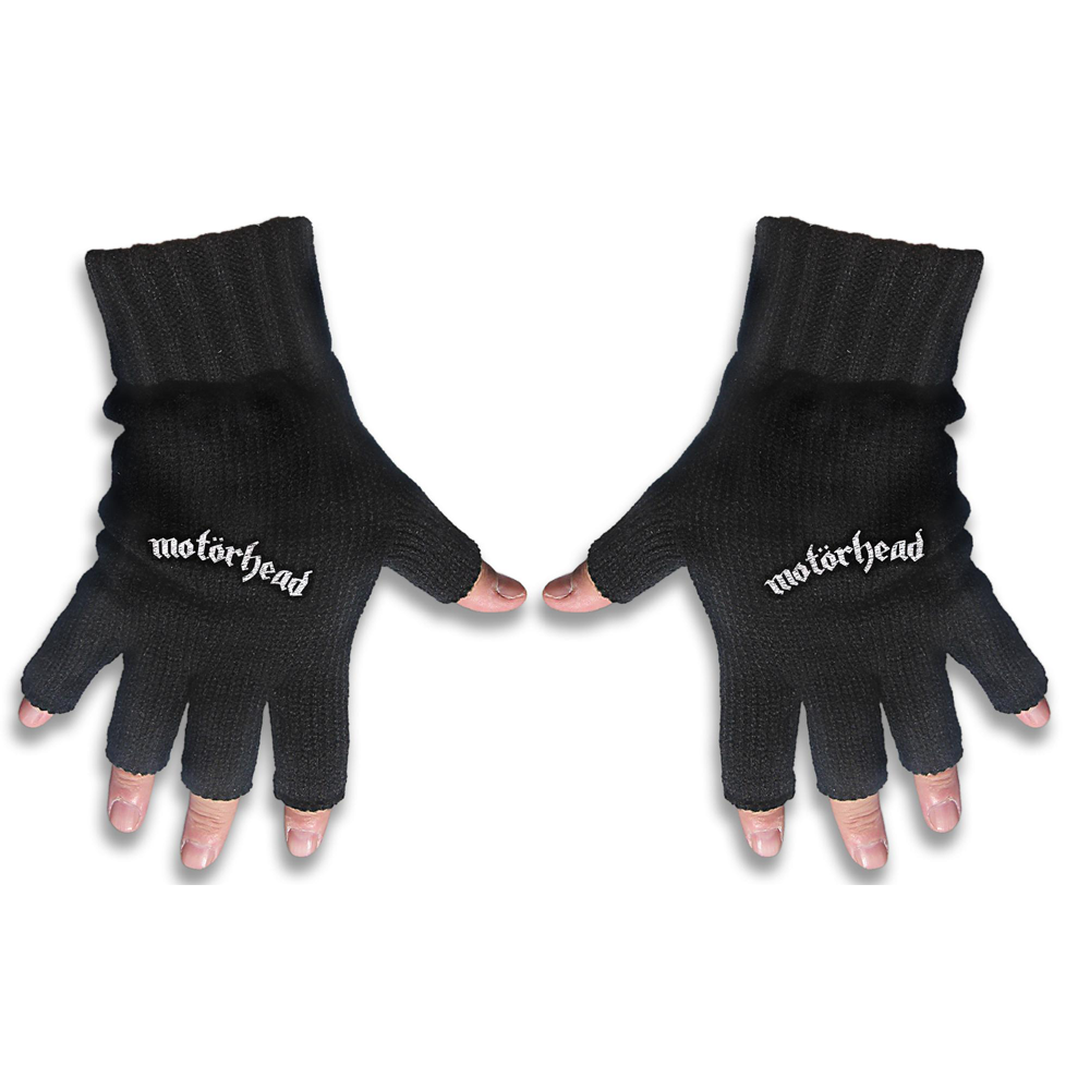 Motorhead - Logo Gloves