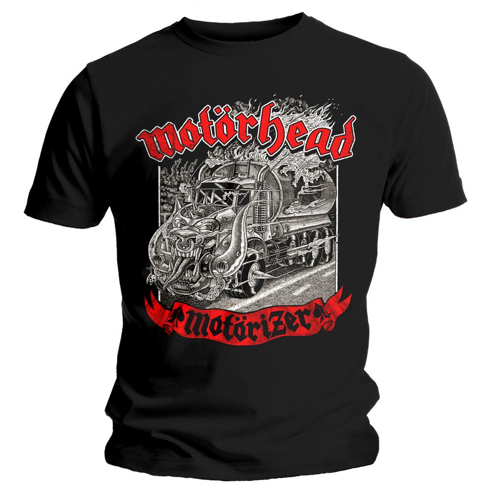 Motorhead T-shirts in store