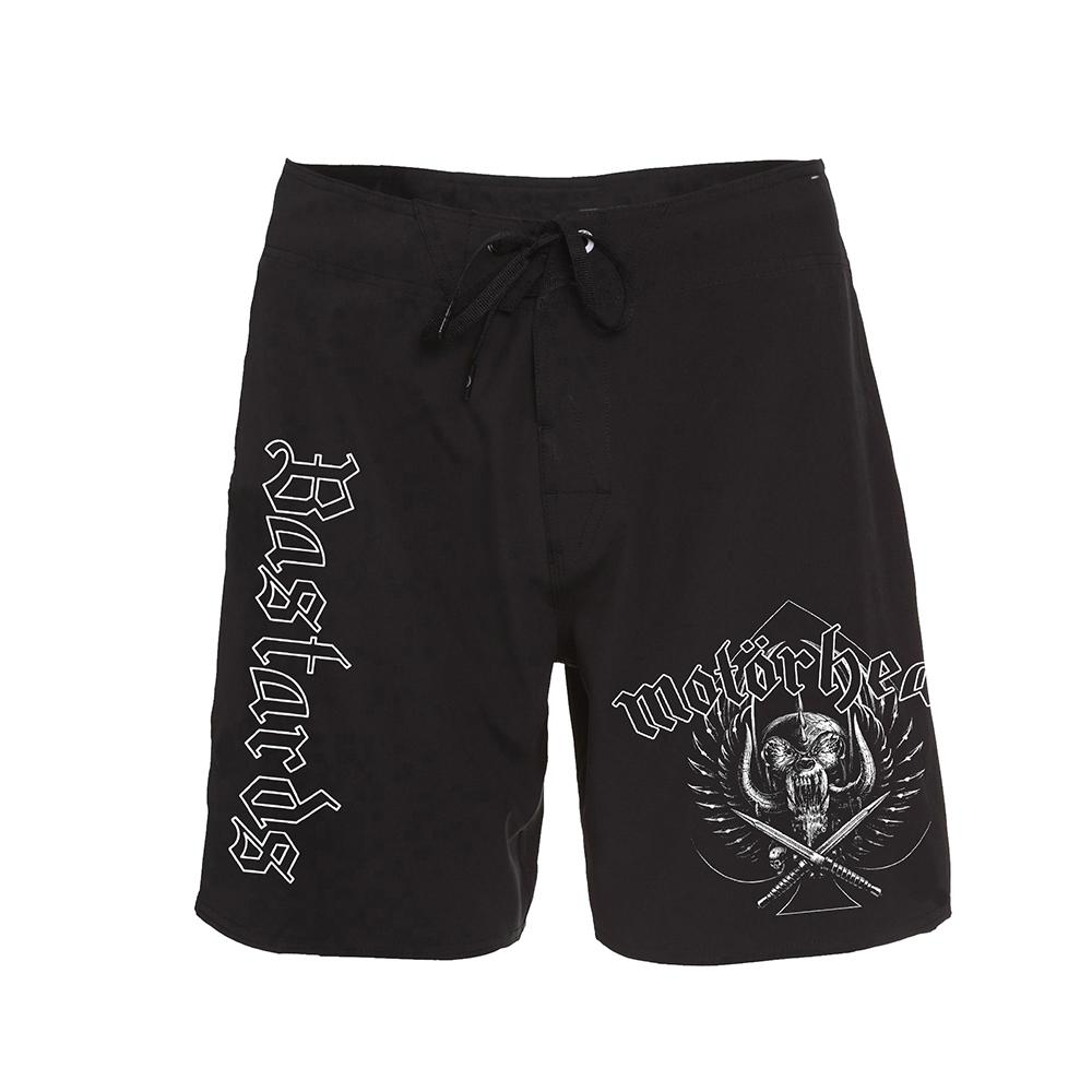 Motorhead - Bastards Board Shorts
